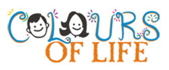 Colours of life Logo